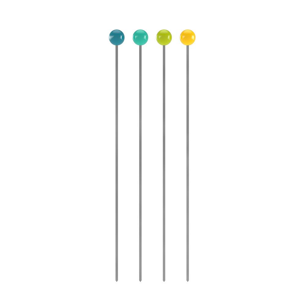Set de 4 piques à brochettes - ice cool