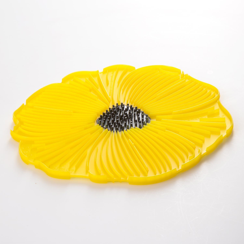 POPPY POP - Dessous de plat - jaune