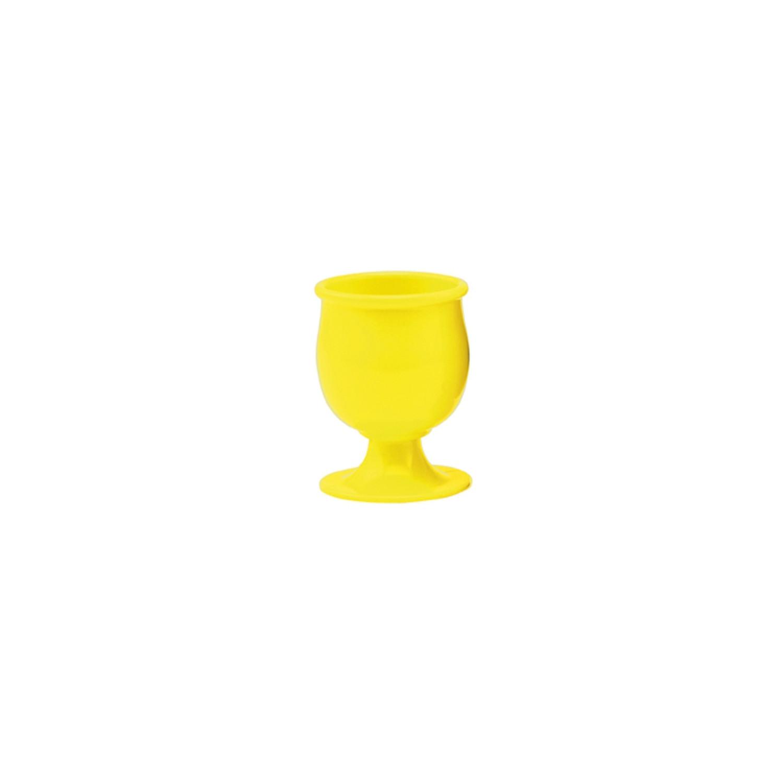 CLASSIQUE- Coquetier 4,7 x 6 cm - Jaune