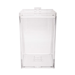 MEEME - Boîte empilable L - 2,4l - Transparent