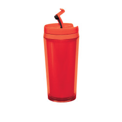 ON THE GO - Mug isotherme opaque 70 cl - rouge