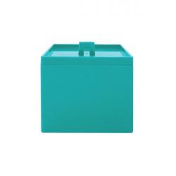 Boîte empilable opaque S