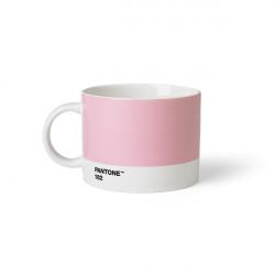Tasse à thé en porcelaine - Rose clair  182 C