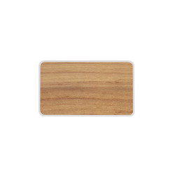 OSMOSE - Planches de service - hêtre/blanc