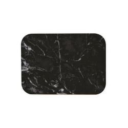 OSMOSE - Plateaux - marbre noir/blanc