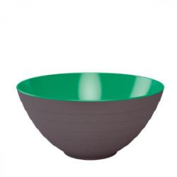Saladier Wave - Ø 25 cm - Stone/Menthe