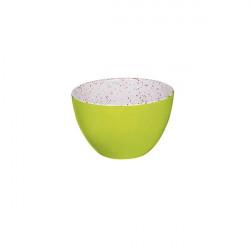 SPRINKLES - Bol 10 cm - vert kiwi/vert pastel