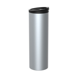 ON-THE-GO - Mug isotherme double paroi en inox 45 cl - métal