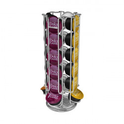 Porte capsules PARCO 24 rotatif pour Dolce Gusto