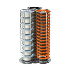 Porte capsules GIRO 48 rotatif pour Tassimo
