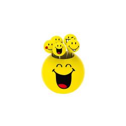 SMILEY - Set piques apéritif 5 pièces