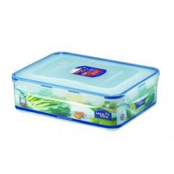 Boîte rectangulaire basse avec plateau fraîcheur - 3,9 L