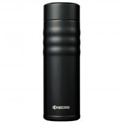 CERAMUG - Mug isotherme bouchon twist 500 ml - noir
