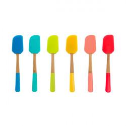 Présentoir de 18 spatules - multico
