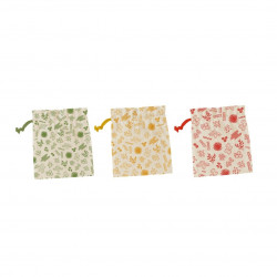 Set de 3 sacs à vrac M en coton biologique