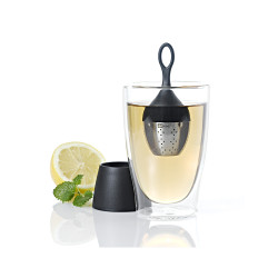 FLOATEA - Boule à thé - noir